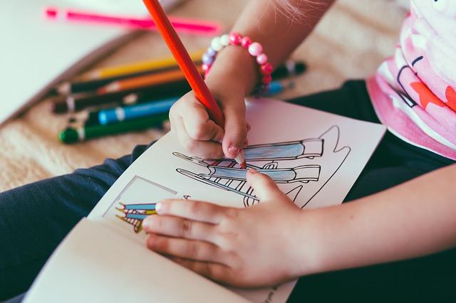 יצירה עם ילדים