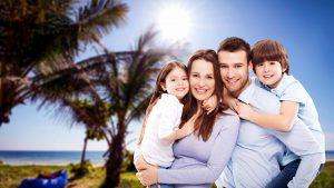 ספורט עם כל המשפחה תרגילים שאפשר לעשות בבית.