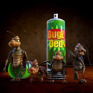 איך שומרים על חדר הילדים נקי מחרקים ומזיקים?